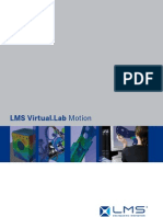 Brochure LMS Virtual.lab Motion