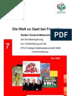 7. Fortschrittsbericht Bundesregierung WM 2006 (1)