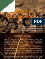 LA GUERRA CIVÍL DE EL SALVADOR-modificada
