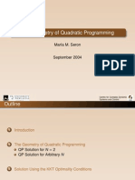 Seron, M.(SLIDES)-2004-The Geometry of Quadratic Programming