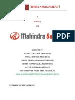 Mahindra Satyam Final