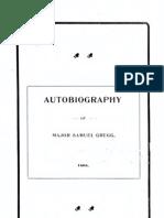 AutobiographyMajorSamuelGregg