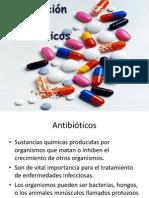 Producción de Antibióticos