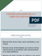 Generalidades de la Cirugía Infantil (1)