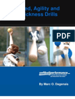 Speed Agility Quickness Drills eBook