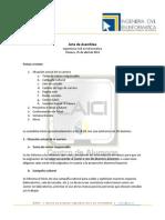 Acta asamblea carrera 25-04-2012