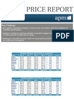 APM Mar Qtr 12 House Price Report FINAL