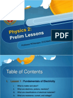 Physics2 Lecture