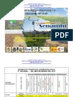 3er Decadal Nro. 235-Marzo 2012-Pando, Beni, La Paz- S. Borja, Reyes, Rurrenabaque, Cobija, Riberalta,…., Trinidad
