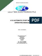 Auto StartDSOM4110 3