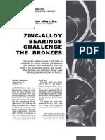 Zinc Alloy Bearings