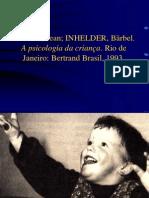 a psicologia da criança