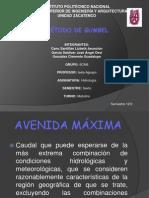 Metodo de Gumbel (Expo)