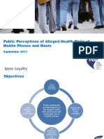 MOA General Public Research Autumn 2011