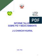 Psisierra Presentacion INF PRES PMP JUHuaral