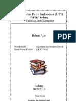 Modul Algoritma Dan Struktur Data I