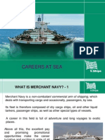 Sea Career VCrews