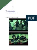 2. Fotografías y links cortometraje HIJOE' PUTA