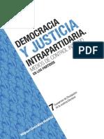 Democracia y Justicia en Los Partidos