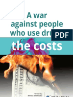 Costs of the War on Drugs EHRN 2012