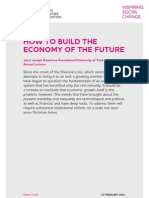 How to Build the Economy of the Future