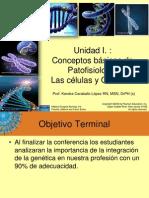 1 Unidad I- A. Células y Genética