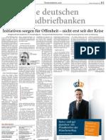 Die deutschen Pfandbriefbanken