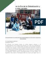 La Diáspora en la Era de la Globalizacion y las relaciones inte1