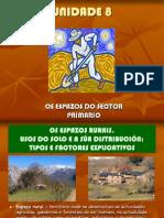 UNIDADE 8 Sector 2012