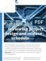 T2Securities Review Project Design and Release