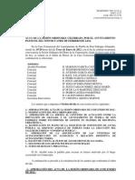 Acta del Pleno Ordinario de 24 febrero 2012