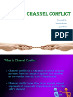 Distribution Channel Conflict