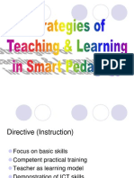 TL Strategies in Smart Pedagogy