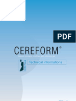 Technical Report Cereform Implants