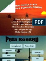 Sejarah PD II & Perang Dingin