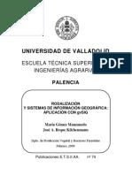 Tutorial Rodalizacion ETSIIAA Univ Valladolid