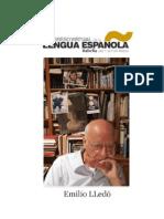 La comunicación y las palabras (Emilio Lledó)