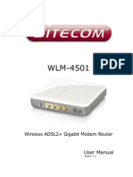 Sitecom WLM-4501 Full Manual English]