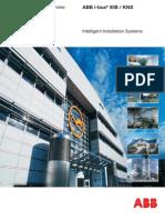 EIB KNX Product Range Overview 2006 2007 en 2CDC500007B0205