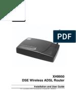 XH9950 Manual