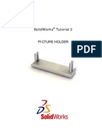 SolidWorks® Tutorial 2