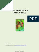 Salvemos La Amazonia