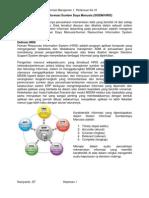 10_Sistem Informasi Sumber Daya Manusia