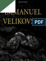 Velikovsky Immanuel - The Dark Age of Greece. an Unpublished Manuscript