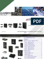 Advanced Motion Controls 2012 Catalog