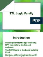 TTL Logic Family