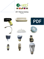 DrLED Marine Catalog 0911