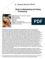 [NIIR] the Complete Book on Beekeeping and Honey Processing