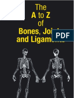 A-Z of Bones Joints and Ligaments