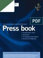 Queen's Awards Press Book 2012